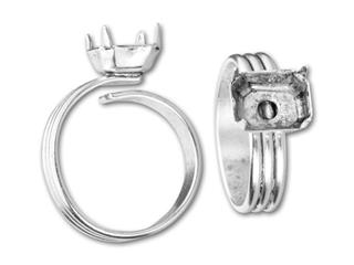 Image of a ring setting