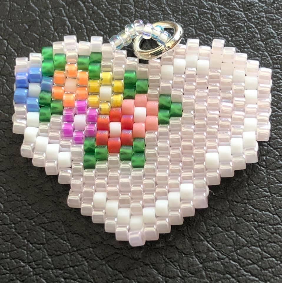 Heart Design by Sheila Willert