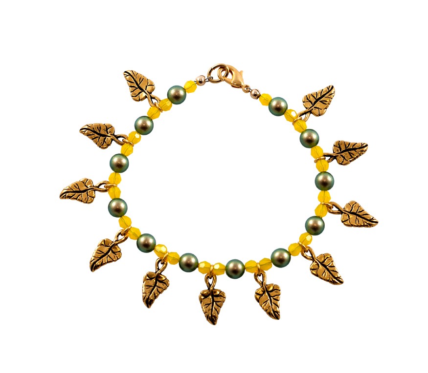 Ivy Green Bracelet