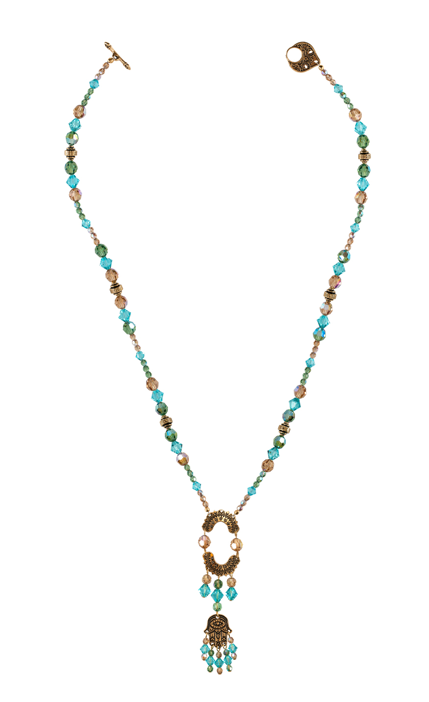 Marrakesh Miracle Necklace