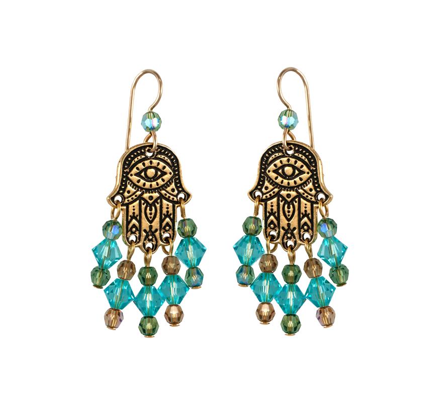 Marrakesh Miracle Earrings