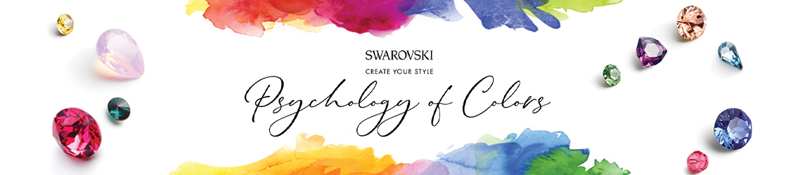 Swarovski crystal Psychology of Color