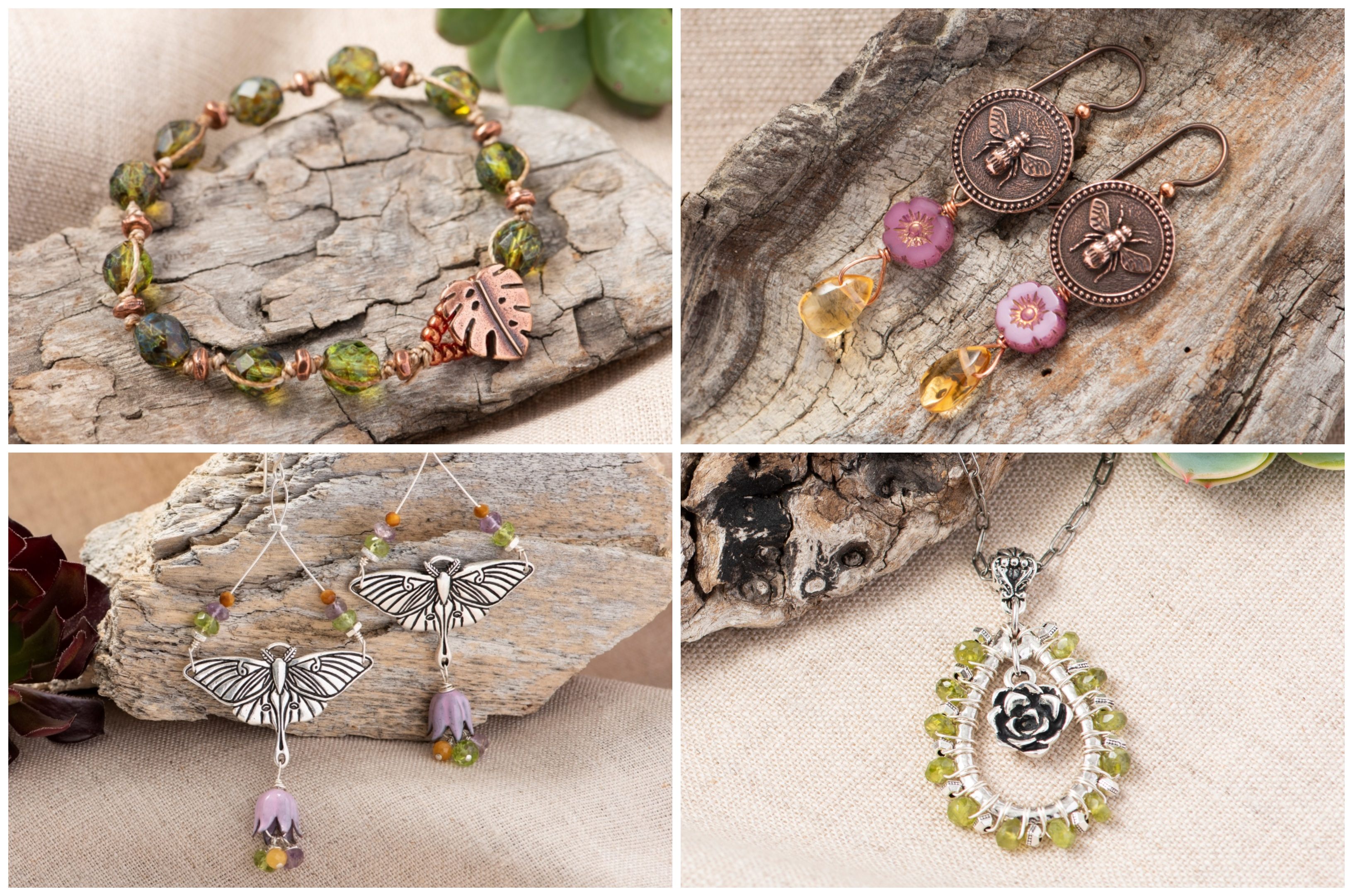 More TierraCast Renewal Collection Jewelry Inspirations