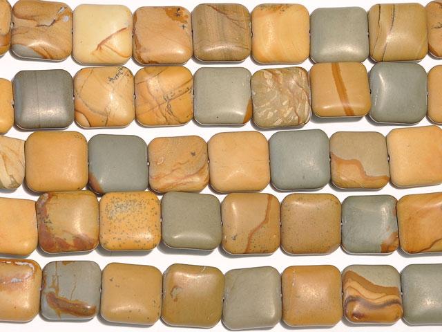 Image of wildhorse picture jasper gemstones