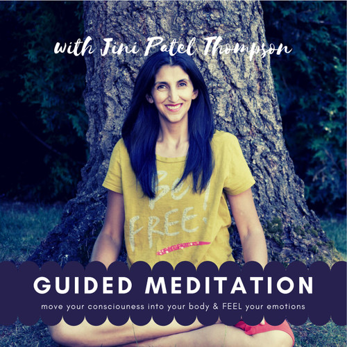 Guided Meditation - Place Your Consciousness Inside Your Body (MP3 Audio)