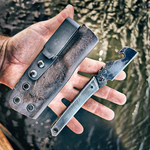 Speakeasy Pocket Razor -  aluminum