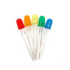 5mm LED - Diffused - Pack of 10