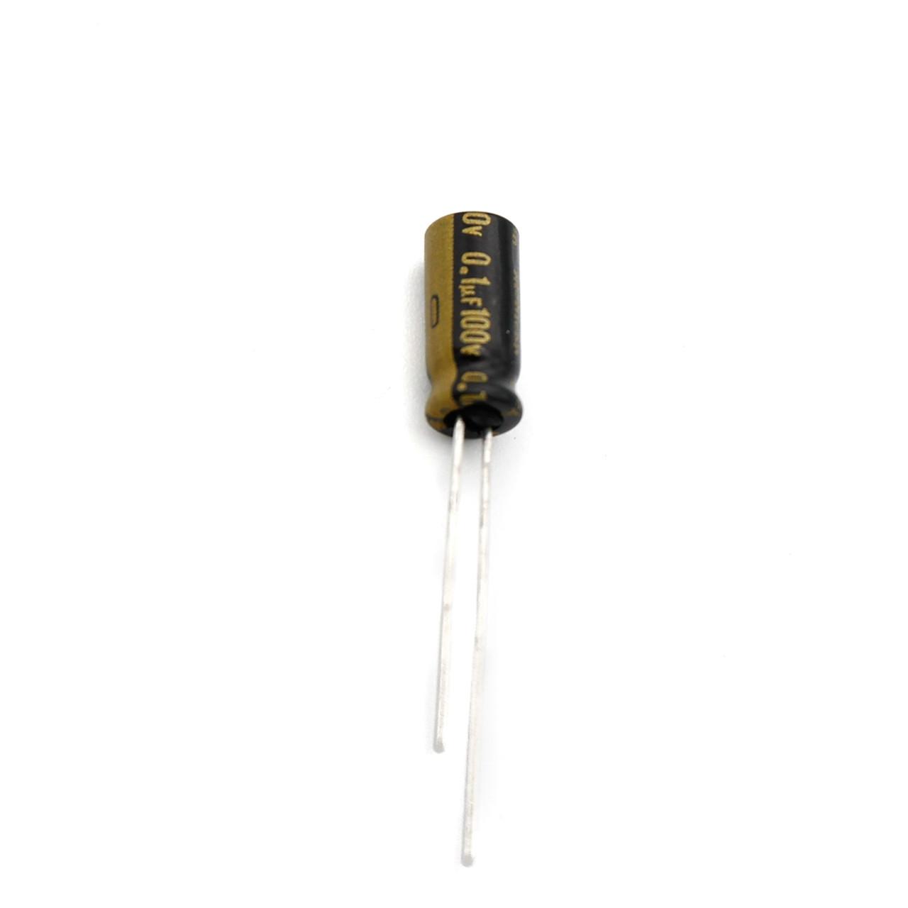 Aluminum Electrolytic Capacitor - Audio Grade - Bag of 10
