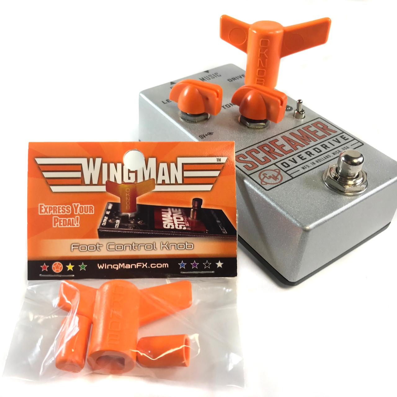 WingMan - Foot Control Knob