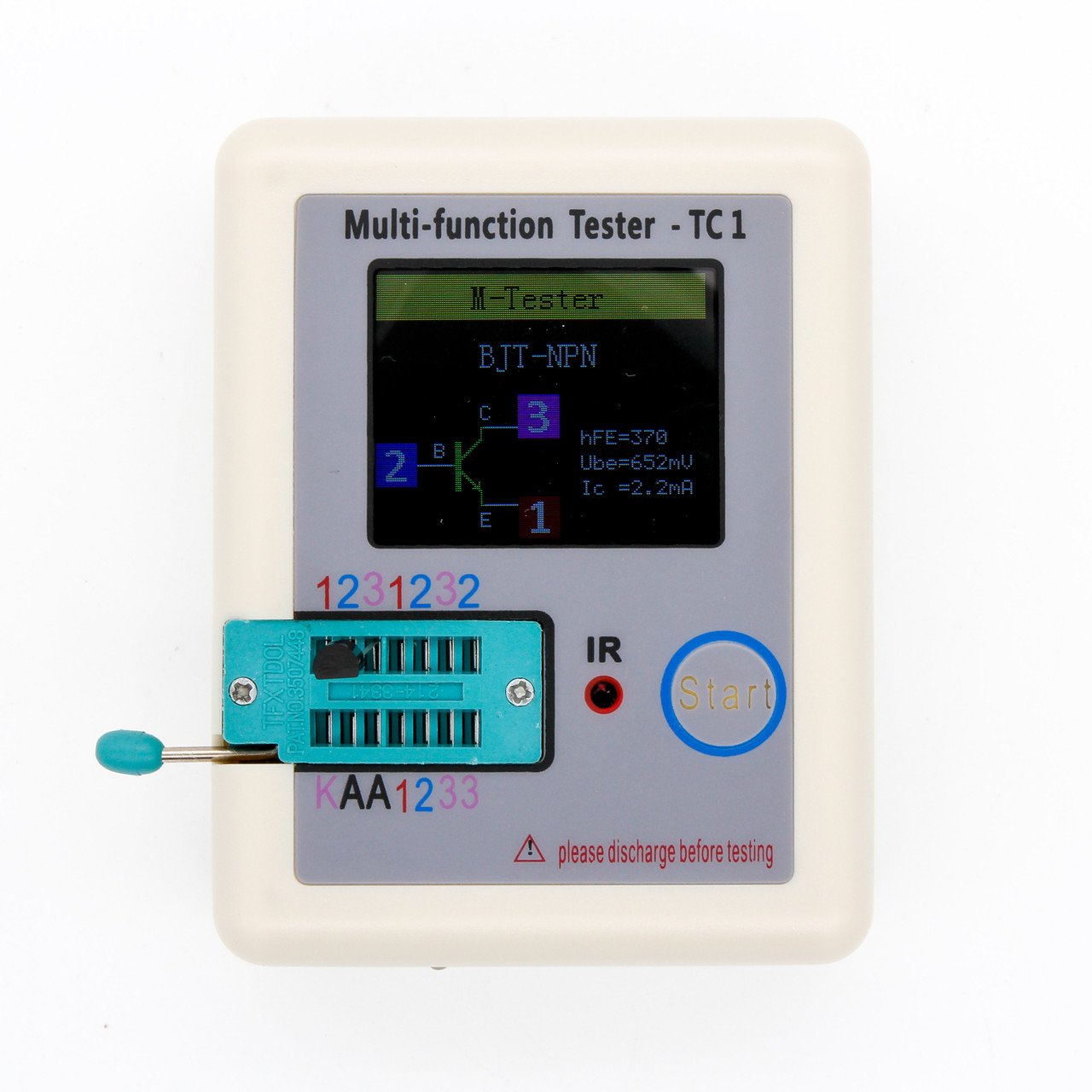 LCR-TC1 Multi-Function Tester