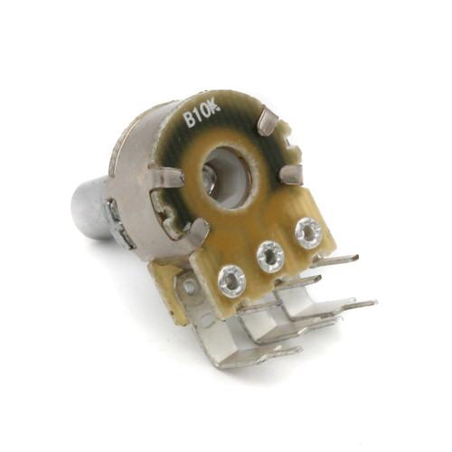 16mm Dual Gang Potentiometer - Short PCB Leg