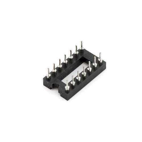 DIP14 IC Socket - 14 Pin