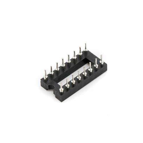DIP16 IC Socket - 16 Pin
