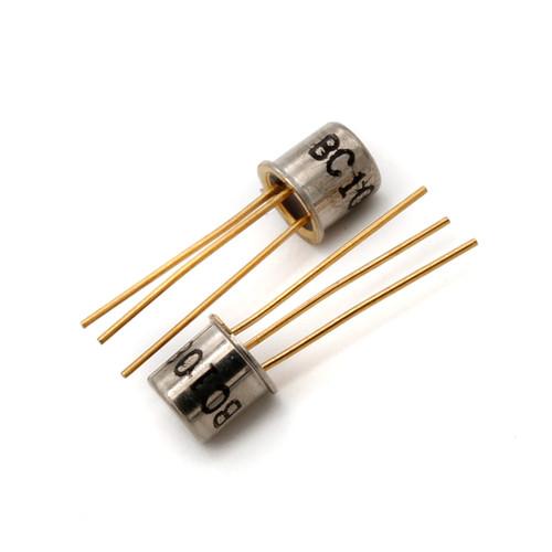 BC108C - NPN Transistor - Metal Can
