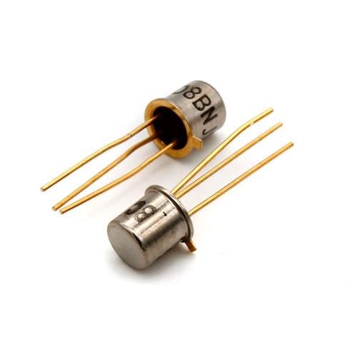BC108B - NPN Transistor - Metal Can