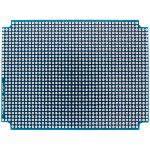 Strip Board - 44x32 Holes - 1590BB Size - Breadboard Layout