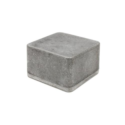 1590LB Enclosure - Bare Aluminum