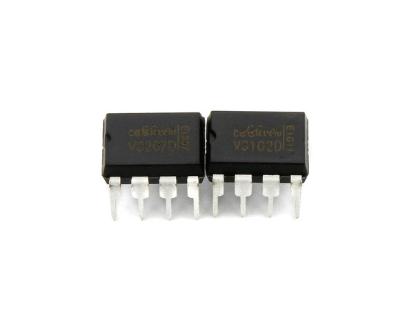 V3207D and V3102D - BBD, Clock IC Pack