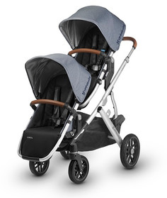 UPPAbaby Vista Double 2018 with Mesa Car Seat