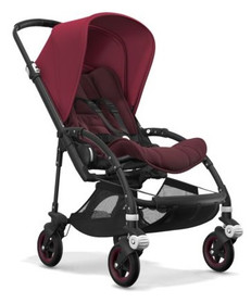 Bugaboo Bee5 Stroller Complete Black Base + Canopy
