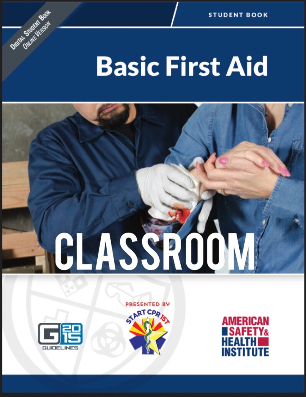 Ashi Basic First Aid Classes Start Cpr 1st