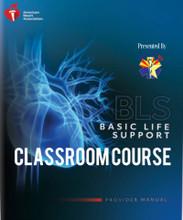 AHA BLS Provider Healthcare Initial/Renewal