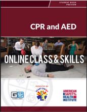 ASHI CPR AED RSV (Online & Remote Skills)