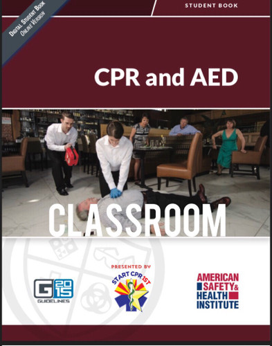 ASHI CPR AED - American Safety & Health Institute