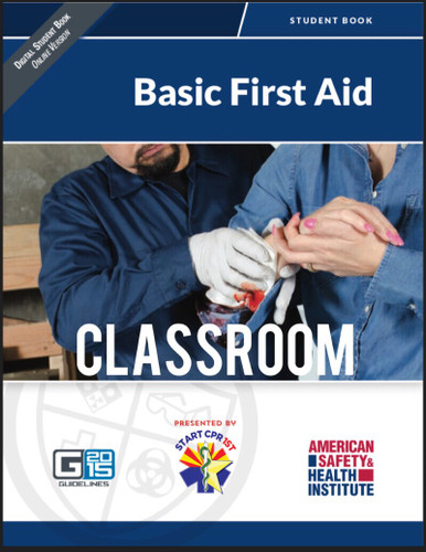 ASHI First Aid -American Safety and Health Institute