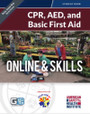 ASHI CPR and First aid class