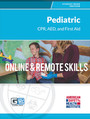ASHI Pediatric CPR AED First Aid Online & (Remote Skills)