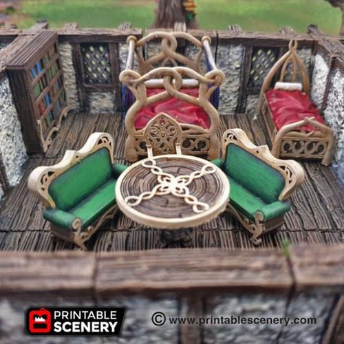 Furniture Elegant Furniture DnD Terrain