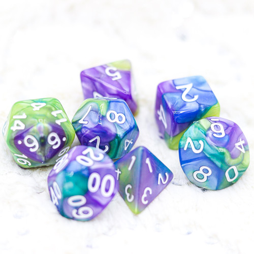 Witches Spell DnD Dice