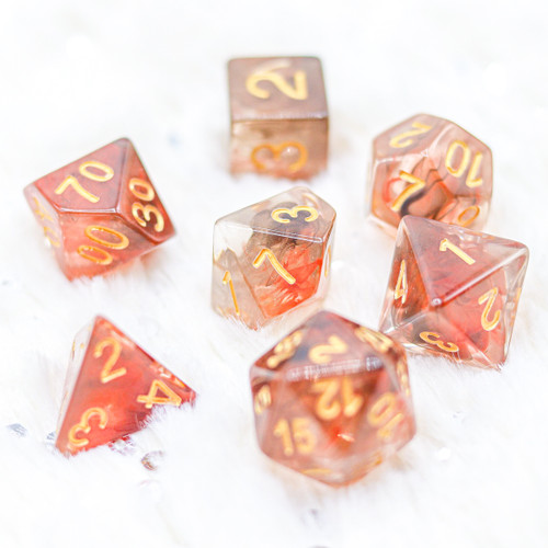 The Evils of Soul DnD Dice