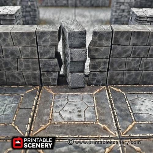 Crypt Secret Door Tile DnD Terrain