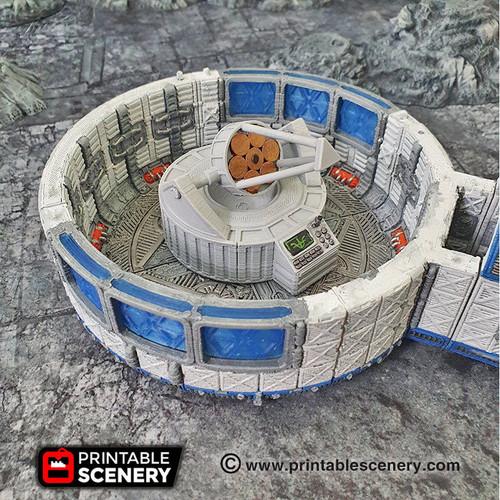 Observatory Module DnD Terrain