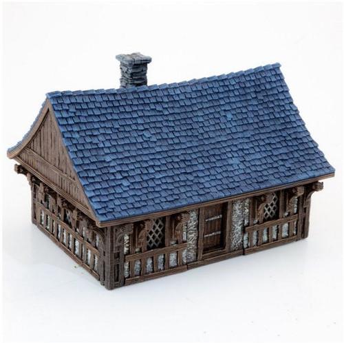 Clorehaven Home Stead Modular Tiles DnD Terrain