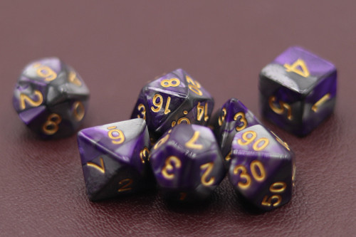 Spell of the Witches DnD Dice