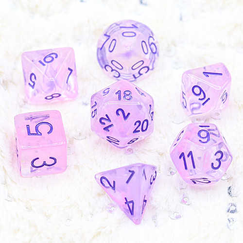 Swaddle of Magic DnD Dice