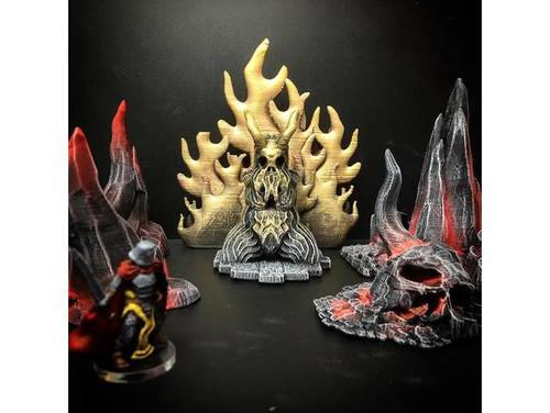 Demon Idol DnD Terrain