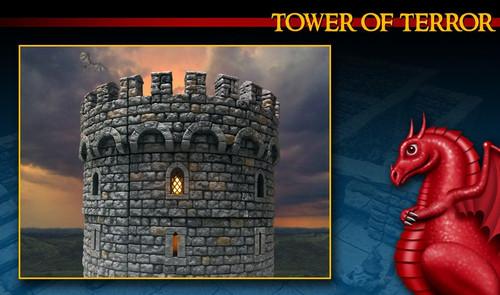 Tower of Horror DnD Terrain