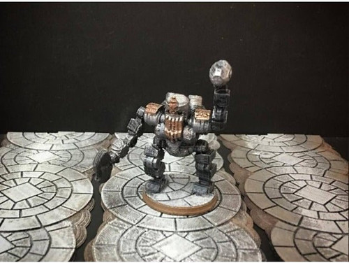 Dwarf Longshanks DnD Miniature
