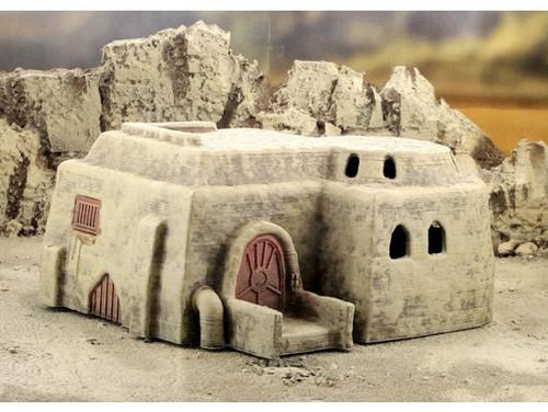 Desert Building House Ver.C DnD Terrain