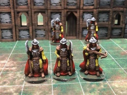 Guard DnD Miniature