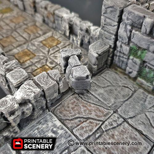Low Heavy Wall Secret Door Dnd Terrian