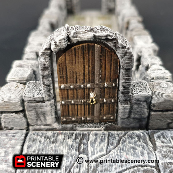Heavy Arches Dnd Terrain