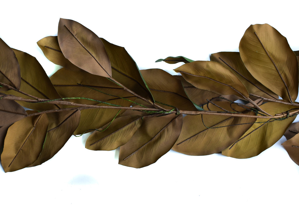 MOUNTAIN MAGNOLIA GARLAND - 6'