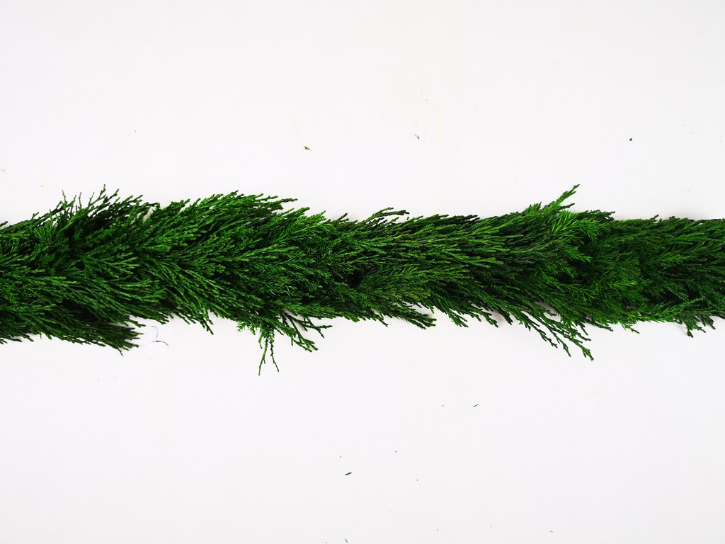 EMERALD CYPRESS COUNTRY MANOR GARLAND 70.5 X 3""
