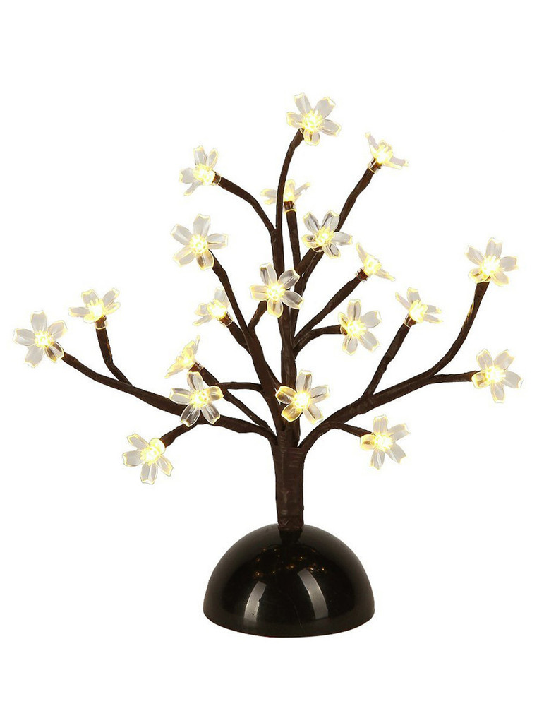 LED BLOSSOM BONSAI TREE - 12""