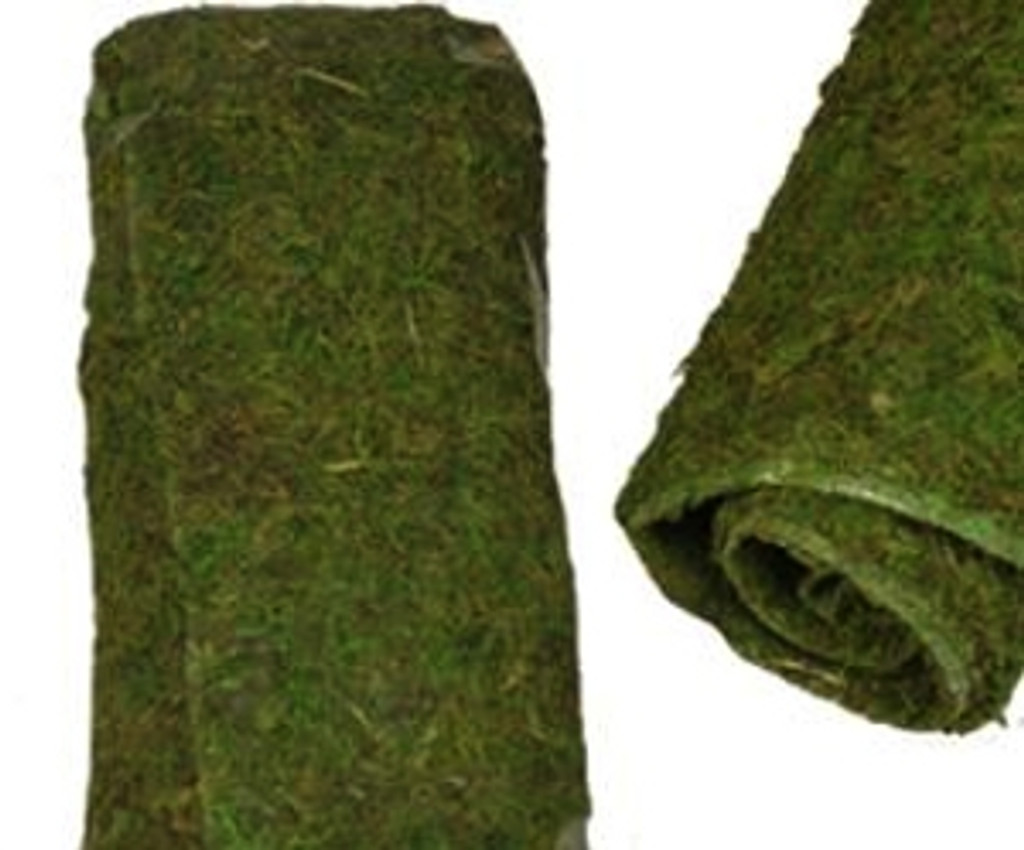 "MOSS TABLE RUNNER - GREEN - 14"" x 48"" - 6 PCS"